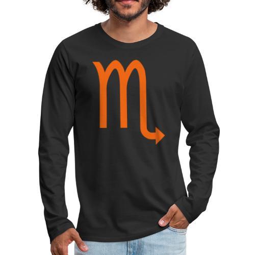 Scorpio - Men's Premium Long Sleeve T-Shirt