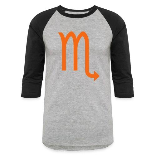 Scorpio - Baseball T-Shirt
