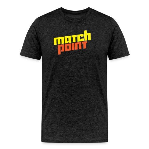 Match Point Shirt - Men's Premium T-Shirt