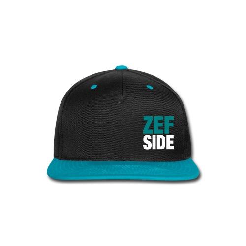 Zef Side Snap Back - Snap-back Baseball Cap