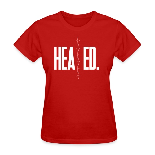 Healed T-Shirt (Women) - Women's T-Shirt