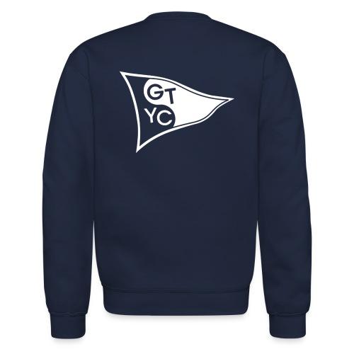 GTYC Wavy Burgee Sweatshirt - Crewneck Sweatshirt