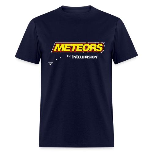Meteors digital print shirt - Men's T-Shirt