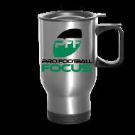 Mugs & Drinkware ~ Travel Mug ~ PFF Travel Mug