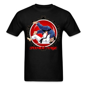 Judo Throw Tomoe Nage - Men's T-Shirt