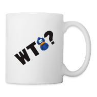 Mugs & Drinkware ~ Coffee/Tea Mug ~ WT(duck)? Mug
