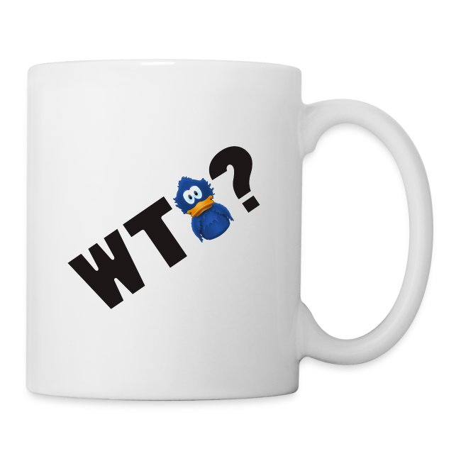 WT(duck)? Mug