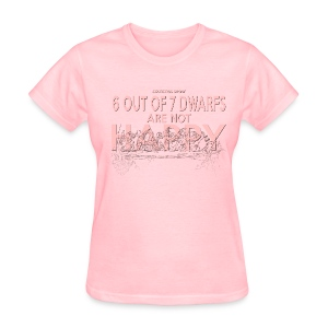 6 OUT OF 7 - Women's T-Shirt