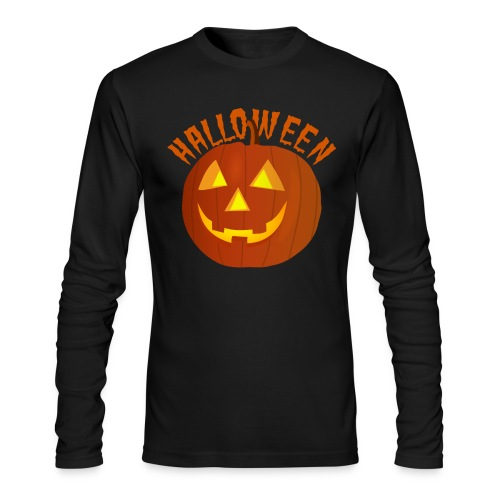Halloween - Men's Long Sleeve T-Shirt by Next Level