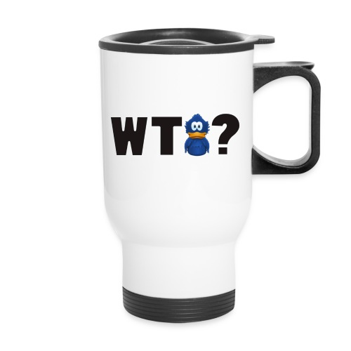 WT(duck)? Thermos - Travel Mug