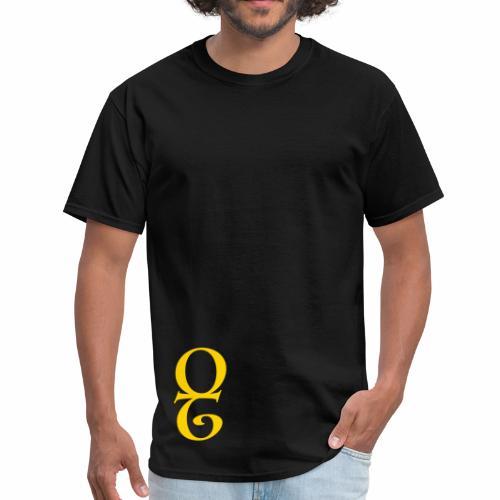 Men's T-Shirt - talks,t-shirt,otg label,otg,on the go,men's clothing,label,classic cut