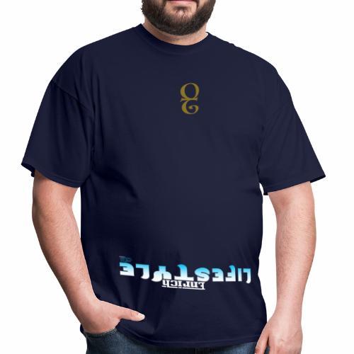 Men's T-Shirt - t-shirt,premium,otg label,men's clothing,design patch