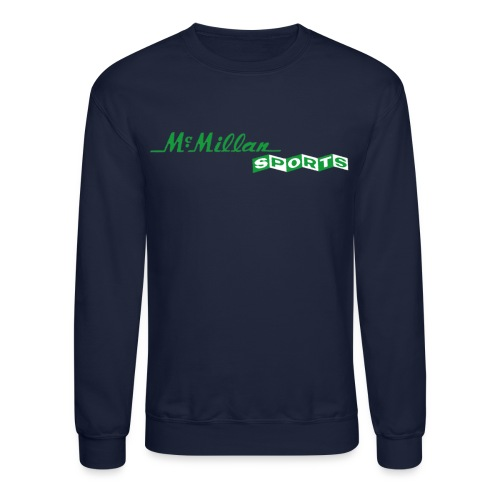 McMillan Sports Crew Sweatshirt - Crewneck Sweatshirt