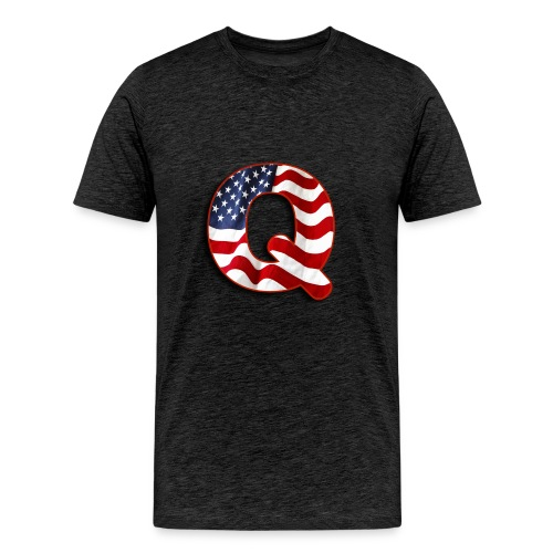 Q SHIRT - Men's Premium T-Shirt