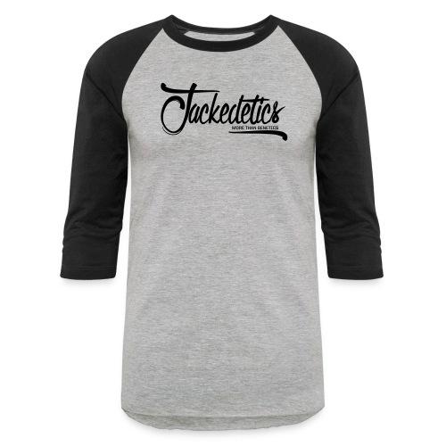 Jackedetics Cursive Baseball - Baseball T-Shirt