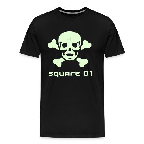 Square 01 by antagone - Men's Premium T-Shirt