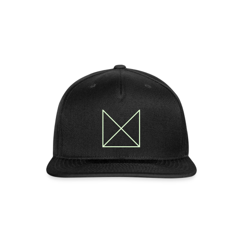 Mi-T Snapback (Glow in the Dark) - Snap-back Baseball Cap