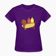 Weenie Dog Shirt for Women