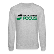 Long Sleeve Shirts ~ Crewneck Sweatshirt ~ PFF Durable Printed Sweatshirt