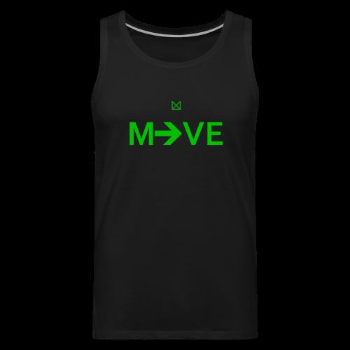 Mi-T MOVE Tank Top (M) - Men's Premium Tank