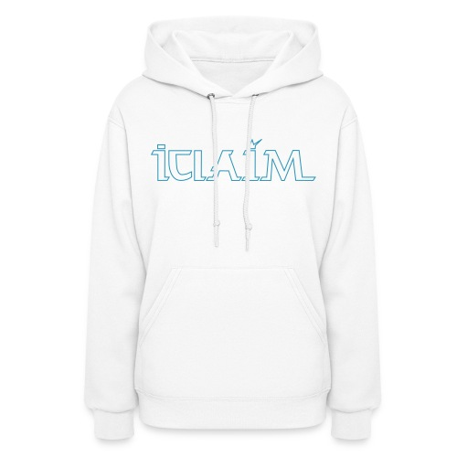 ICLAIM Women's Hooded Sweatshirt - Women's Hoodie