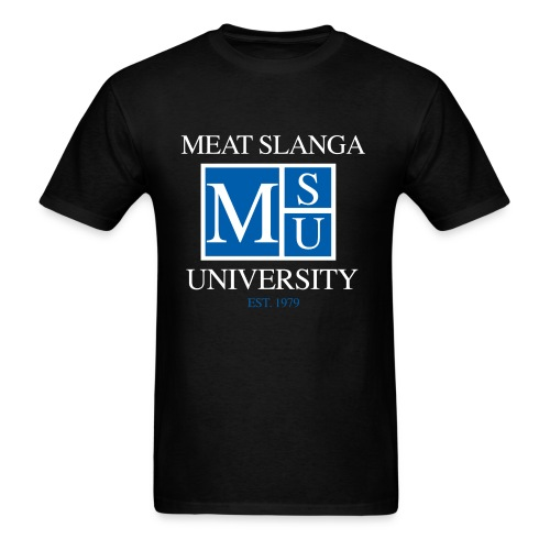 BBQ PAT ONLY - Men's T-Shirt