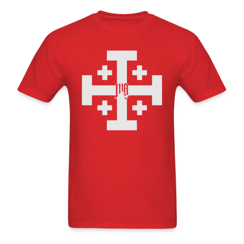 Knights of the Holy Sepulchre - Men's T-Shirt