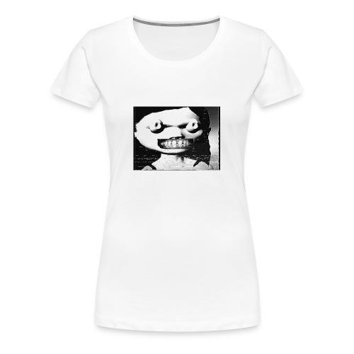 Ghost Of Your Past Women's Shirt - Women's Premium T-Shirt