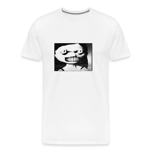 Ghost Of Your Past Men's Shirt - Men's Premium T-Shirt