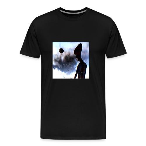 No Safe Place Men's Shirt - Men's Premium T-Shirt