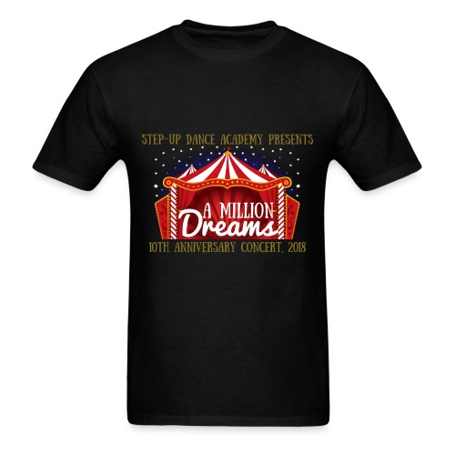 2018 Concert Shirt - Adult - Men's T-Shirt