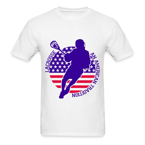AMERICAN TRADITION - Men's T-Shirt