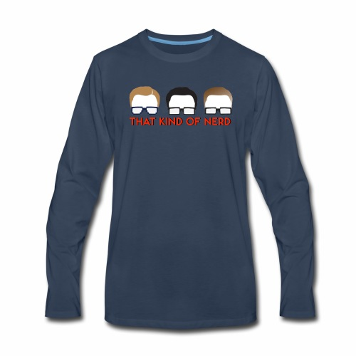 Men's Long Sleeve - Men's Premium Long Sleeve T-Shirt