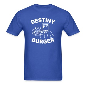 Destiny Burger - White (Men's) - Men's T-Shirt