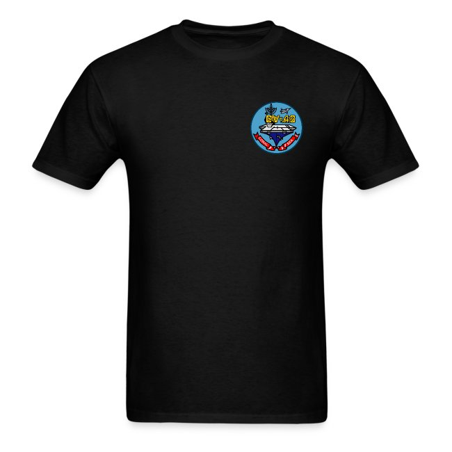USS CORAL SEA 1979-80 CRUISE SHIRT