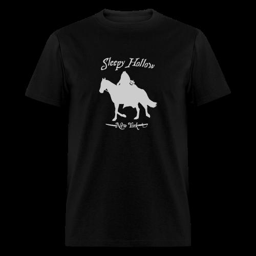 Gray Sleepy Hollow T-Shirt - Men's T-Shirt