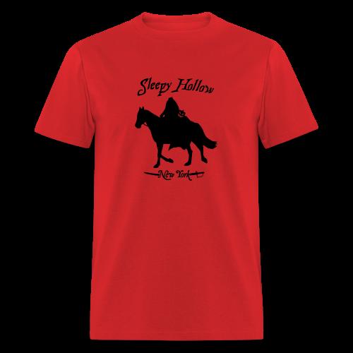 Black Sleepy Hollow T-Shirt - Men's T-Shirt