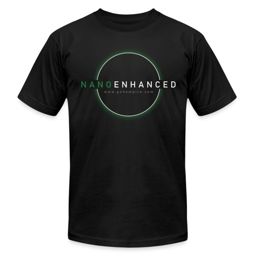 N Enhanced - Men's Fine Jersey T-Shirt