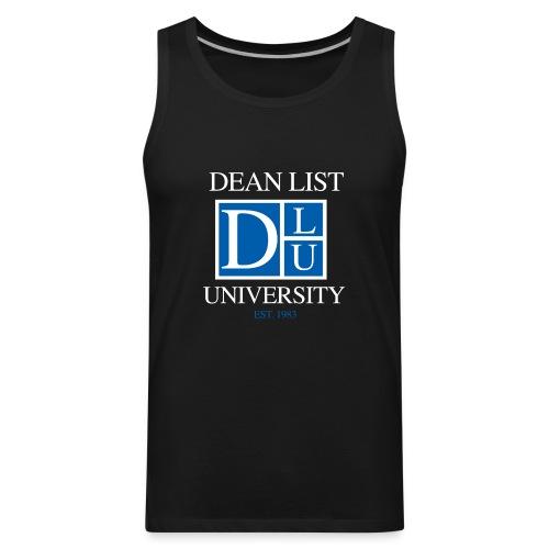 Dean Only Tank - Men's Premium Tank