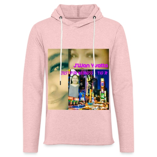 for Breast Cancer Awareness - Unisex Lightweight Terry Hoodie