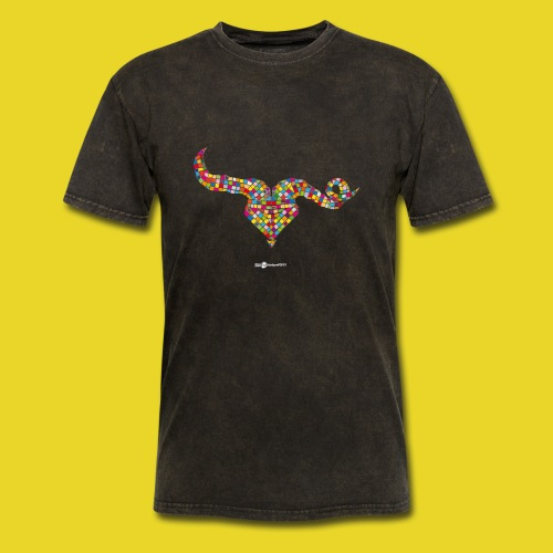 Pavement #3 - Men's T-Shirt