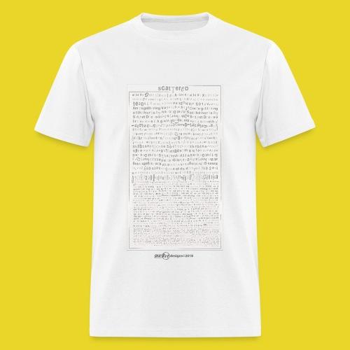 Scattered - Men's T-Shirt