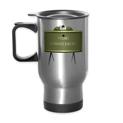 Claymore mug - Travel Mug