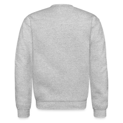 GNARC Sweatshirt - Black Morse Key Front Only - Crewneck Sweatshirt
