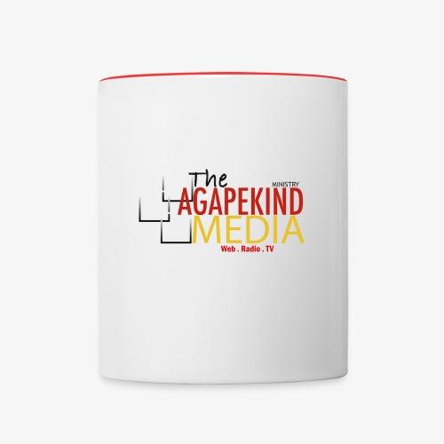 The Agapekind Mug 2 - Contrast Coffee Mug