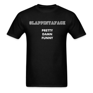 Slappinyaface For The Fans Tee - Men's T-Shirt