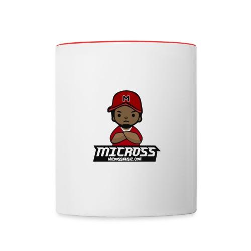 MicMoji Mug - Contrast Coffee Mug