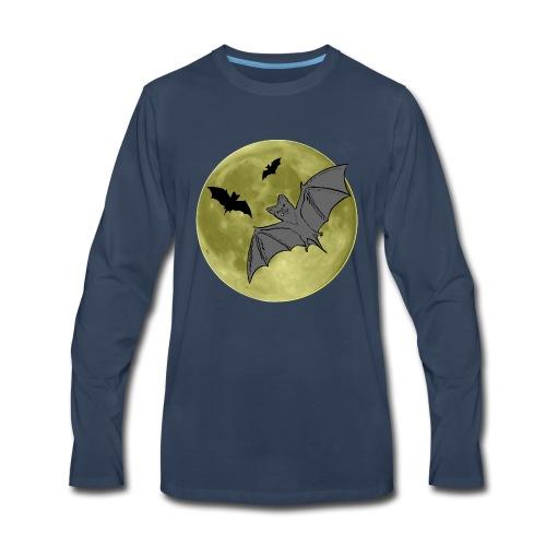 Bats - Men's Premium Long Sleeve T-Shirt