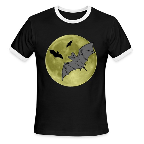 Bats - Men's Ringer T-Shirt