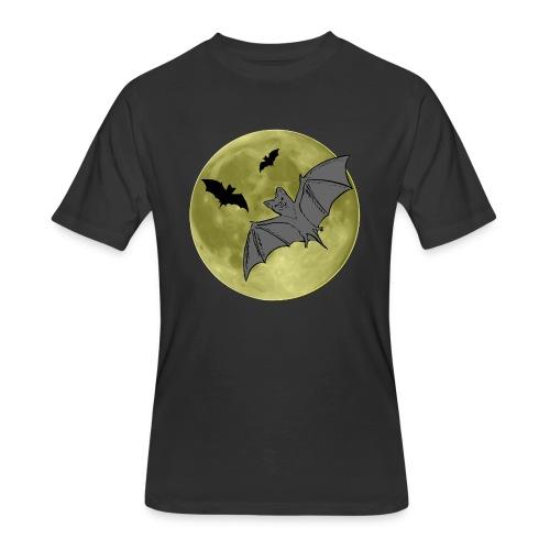 Bats - Men's 50/50 T-Shirt